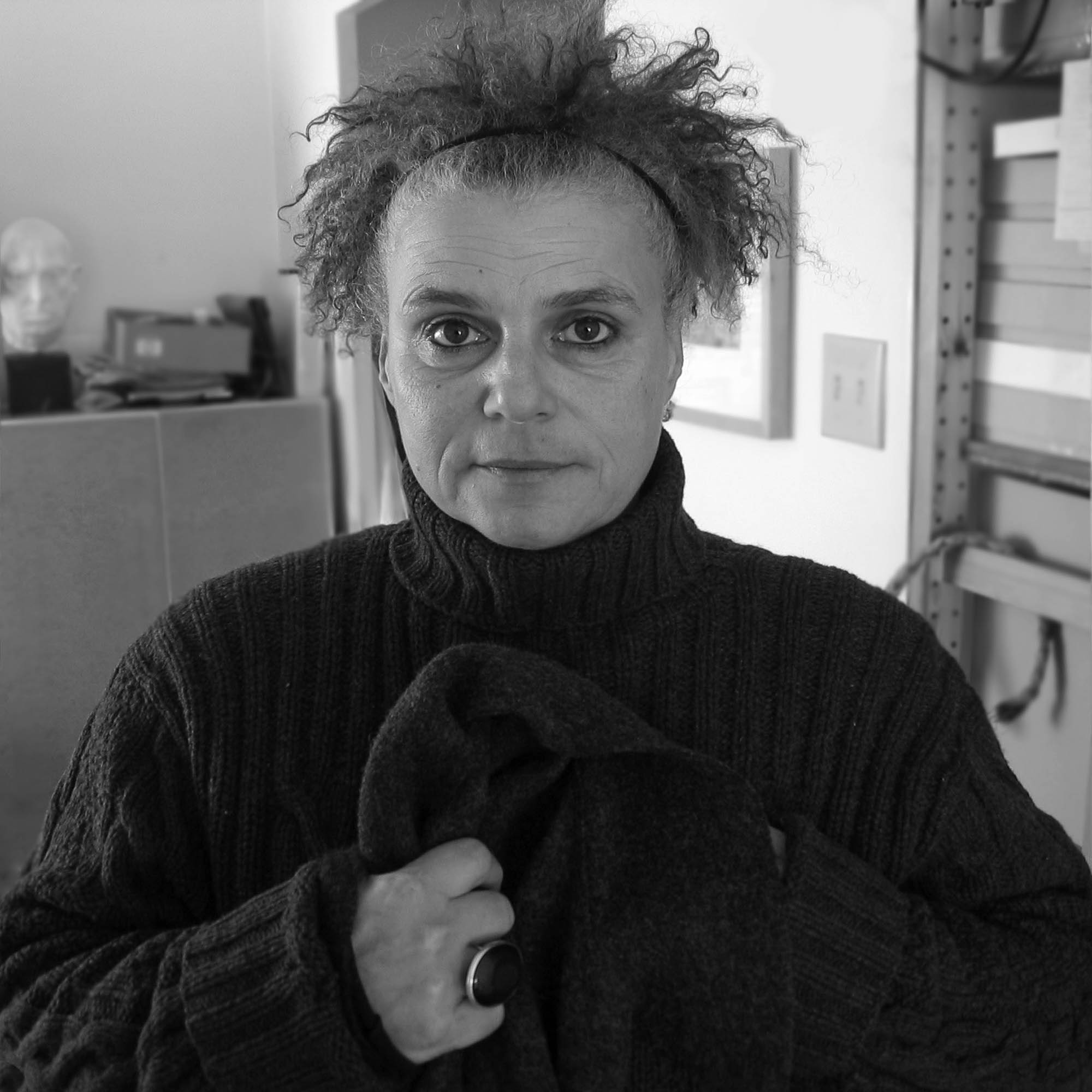 Portrait de Dorothy Deschamps en 2004